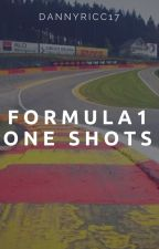 Formula 1 - One Shots [First Book] by DannyRicc17
