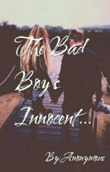 The bad Boy's Innocent Cover by Rebeccaviz