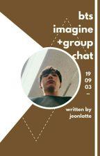 BTS IMAGINE (+groupchat) by jeonlatte