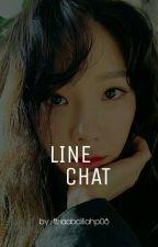 EXOSHIDAE LINE CHAT EPS 1 by fitriaabdillahp08