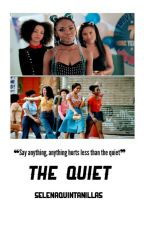 The Quiet  → Cover Shop → Manips by ValerieBrowns