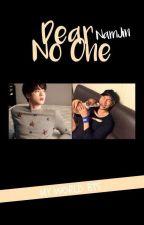 Dear No One - NamJin  by myworldbts