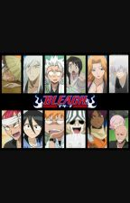 Bleach one-shots by CrazyFoxGirl55