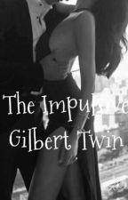 the impulsive Gilbert twin  (Damon Salvatore)  by darkenriptide