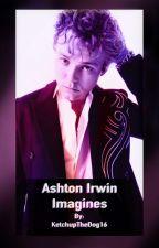 Ashton Irwin Imagines by KetchupTheDog16