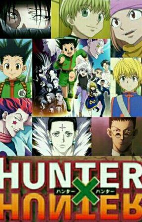 Hunter x Hunter Boyfriend by FeiFei17