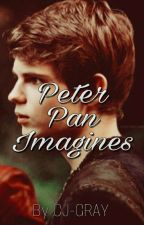 Peter Pan Imagines (Still Writing) by Sreedolla