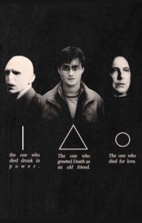 Harry Potter Characters Read The Deathly Hallows Fictionhunt