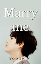 Marry me | Yoonmin by susy1599