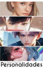 Personalidades    Personajes Dragon Ball by Toph721