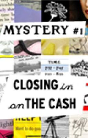 TAP Web Mystery #1: Closing In On The Cash by theamandaproject
