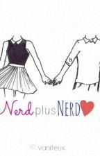 nerd plus nerd // coming soon by vaniteux