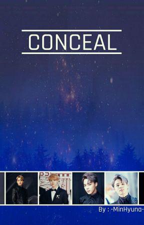 Conceal | p.jm [RE-WRITING] by -MinHyuna-