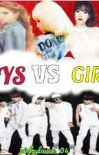 Teen Clash:Boys Vs. Girls by pinkymonster_18