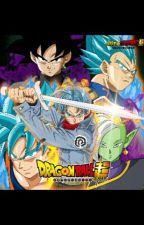 dragon ball super by GersonJunior099