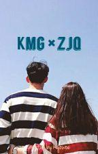 kmg × zjq by kiyowoe