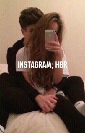 Instagram; hbr by lucyxmendes