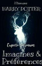 Harry Potter - Imagines & Préférences - COMMANDES OUVERTES by 22liseuses