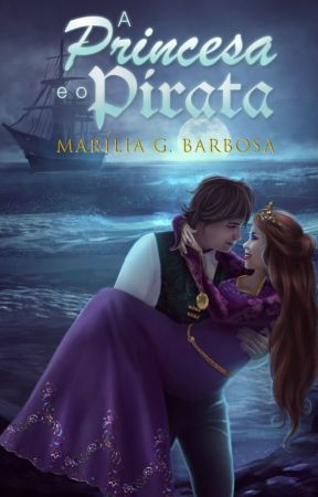A Princesa e o Pirata {Degustação} by MariliaGB