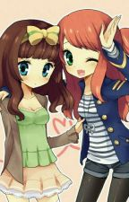 libro de Sasha y Ninette by Atent_Error_505