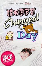 Happy Chanyeol Day by sralay