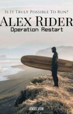 Alex Rider Operation Restart by AngelVow