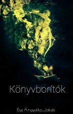 Könyvborítók by Angyalka_Jakab