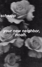Your new neighbor, Noah by elisestenger