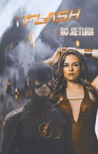 THE FLASH; NO RETURN · Snowbarry by 80sbbygirl