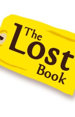 Lost Books  by bookworm22x