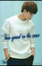 Too good to be true(Jimin ff) by TimcsikeHamza