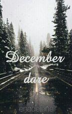 December Dare // foscar julkalender 2016 by enadeiene
