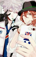 Os perso d'animes x reader  by Tsukiuta86