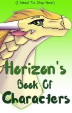 Horizon's Book of Characters by HorizonHarmony
