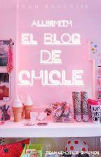 El blog de chicle by AllySmith99