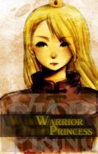 Warrior Princess (Adventure Time) by Valree