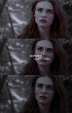 wrong! ( damon salvatore ) by laheyscarfs