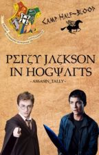 Percy Jackson in Hogwarts [ABGESCHLOSSEN] by Assasin_Tally