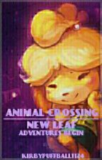 Animal Crossing New Leaf: Adventures Begin! Book 2 by KirbyPuffBall1124