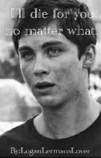I'll die for you, no matter what. {Percy Jackson x Reader} [Sea of Monsters] by LoganLermansLover