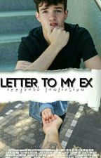 Letter To My Ex || Aaron Carpenter {texting} by izzybabk