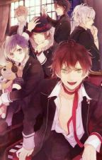 Diabolik Lovers- Laito Sakamaki by liv_35
