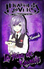 La hija de Kanato Sakamaki (Editando)  by Krisnect98