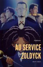Au service Zoldyck [Hunter x Hunter] by vayo-chan