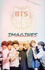 BTS IMAGINES by ABooknerdigan