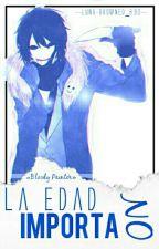 「La Edad No Importa.」«Bloody Painter» by --Luna-Drowned_890--