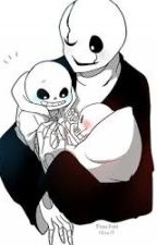 Papa Soltero-W.D Gaster-Undertale by luckynight123