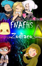 FNAFHS Zodiaco by vero7Uchiha