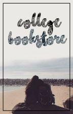 College bookstore || Laucy by LUKEPAJERO
