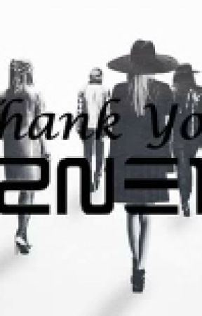 Thank You 2NE1  by rykoo2137